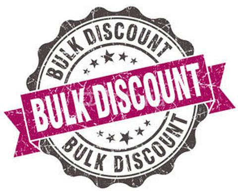 Bulk Discount Amenities