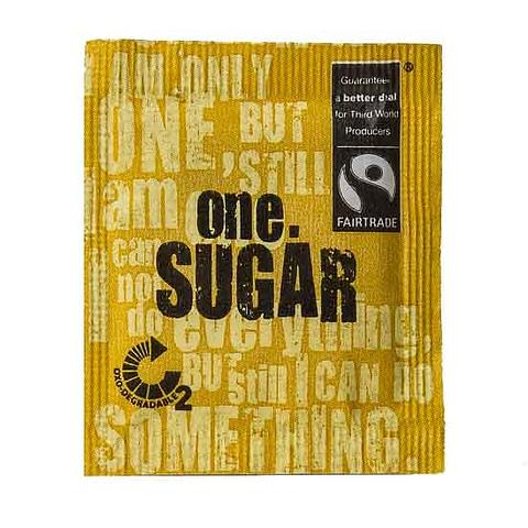 One Fairtrade Sugar