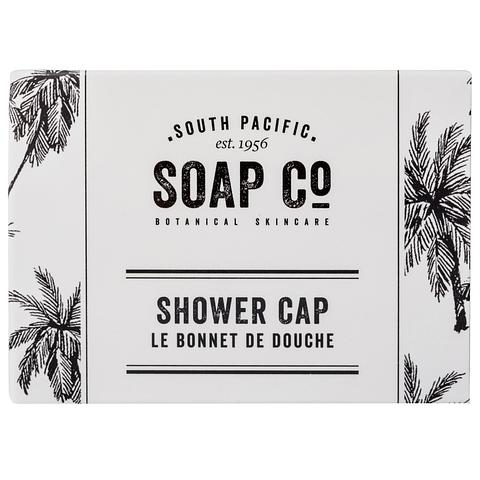 South Pacific Soap Co Shower Cap