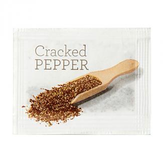 Cracked Pepper Sachets