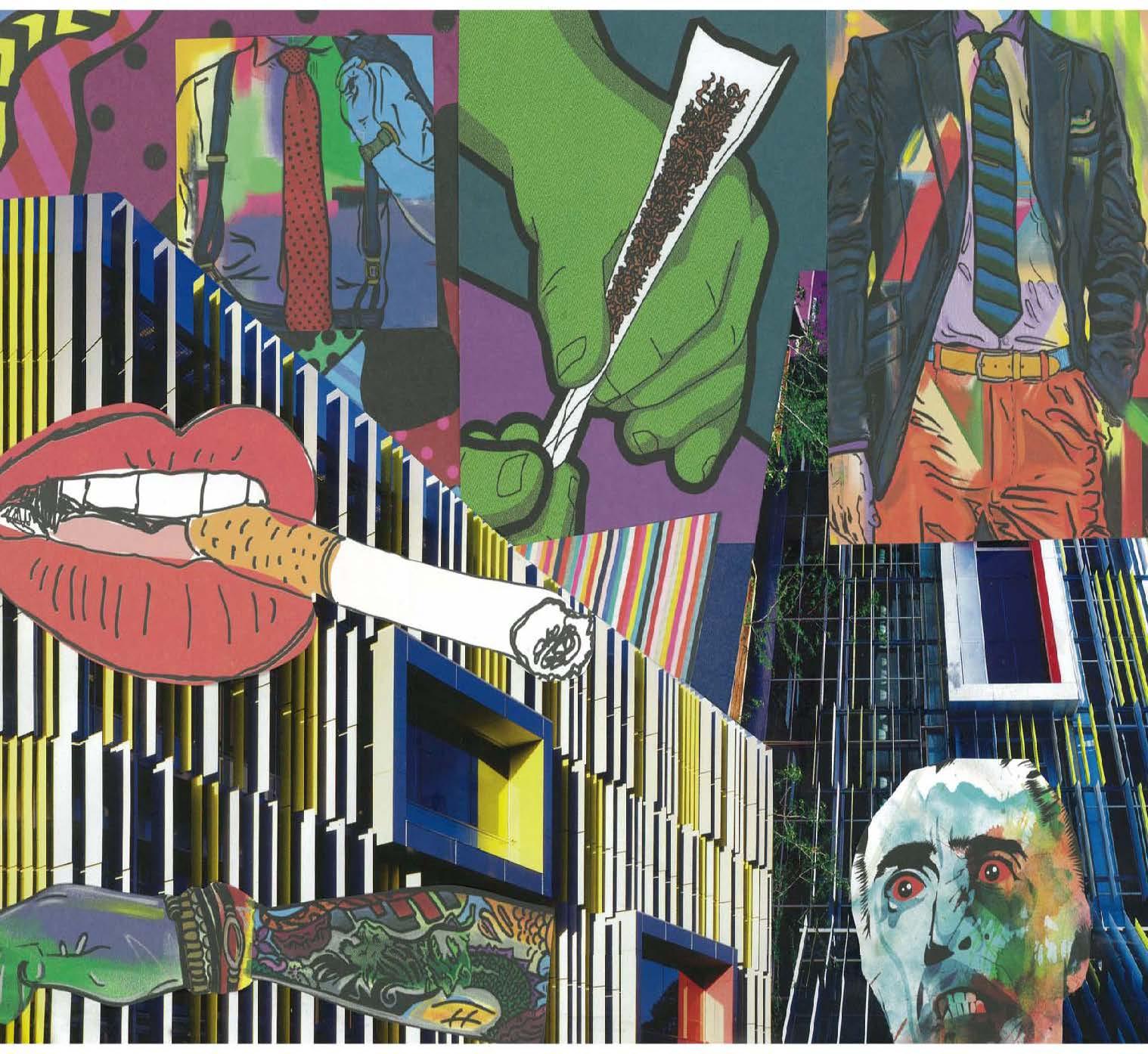 Artwork By GWK - The Grind
