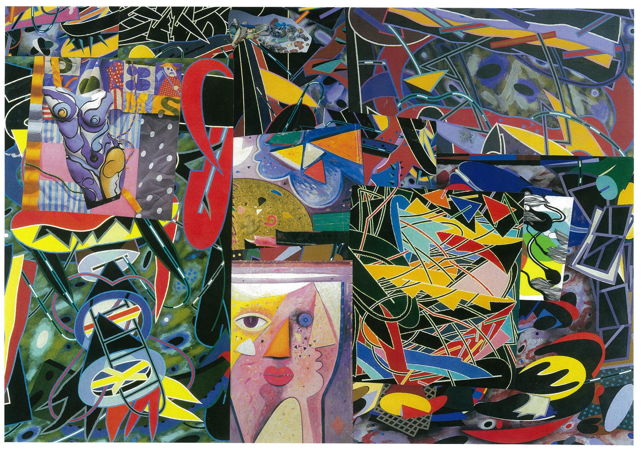Artwork By GWK - Turmoil