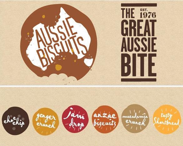 Aussie Biscuits Mixed Carton (210 units)