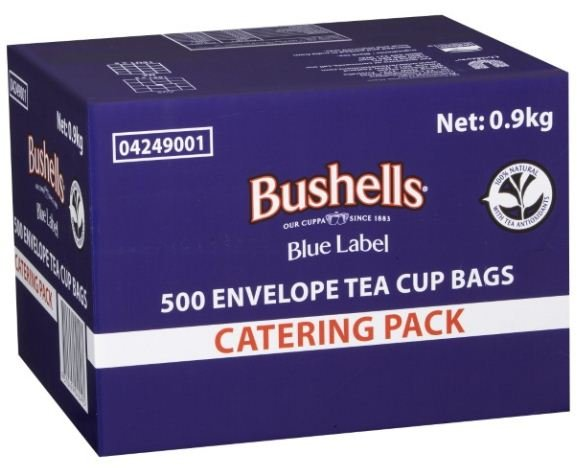 Bushells Blue Label Tea (500 portions)