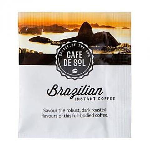 Cafe de Sol Brazilian Coffee (500 portions)