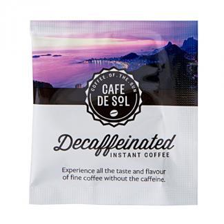 Cafe de Sol Decaf Coffee (500 portions)