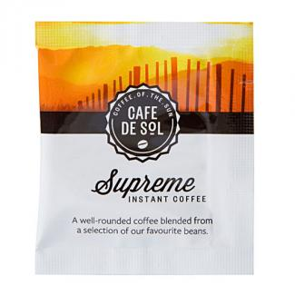 Cafe de Sol Supreme Coffee (500 portions)