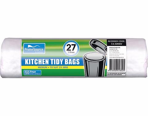 Kitchen Tidy Bags - 27L