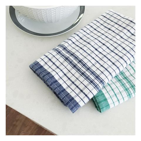 Super Soaker Tea Towel - Green