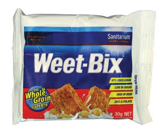 Sanitarium Weet-Bix (60 sachets)