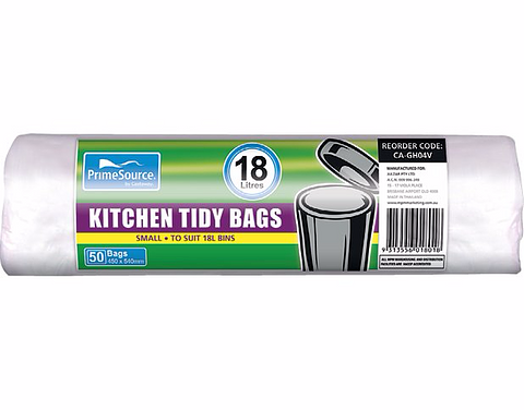 Kitchen Tidy Bags - 18L
