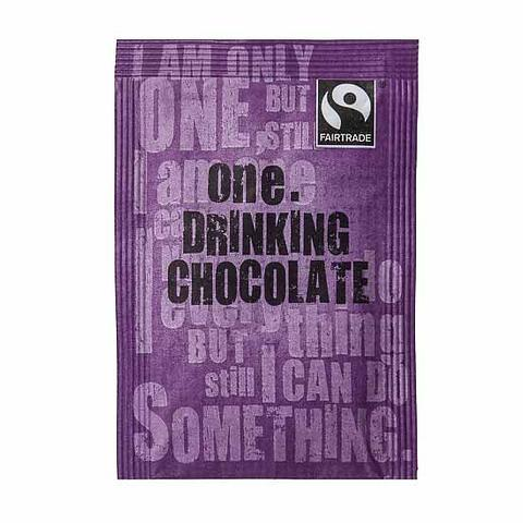 One Fairtrade Chocolate Drink