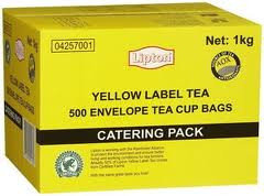 Lipton Tea (500 portions)
