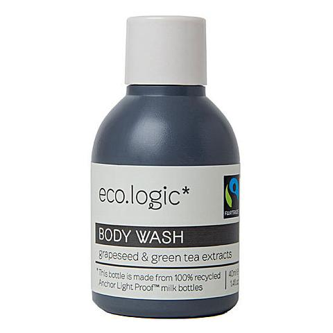 eco.logic Fairtrade Body Wash 40ml