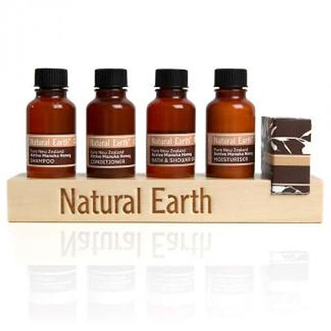 Natural Earth Display Stand