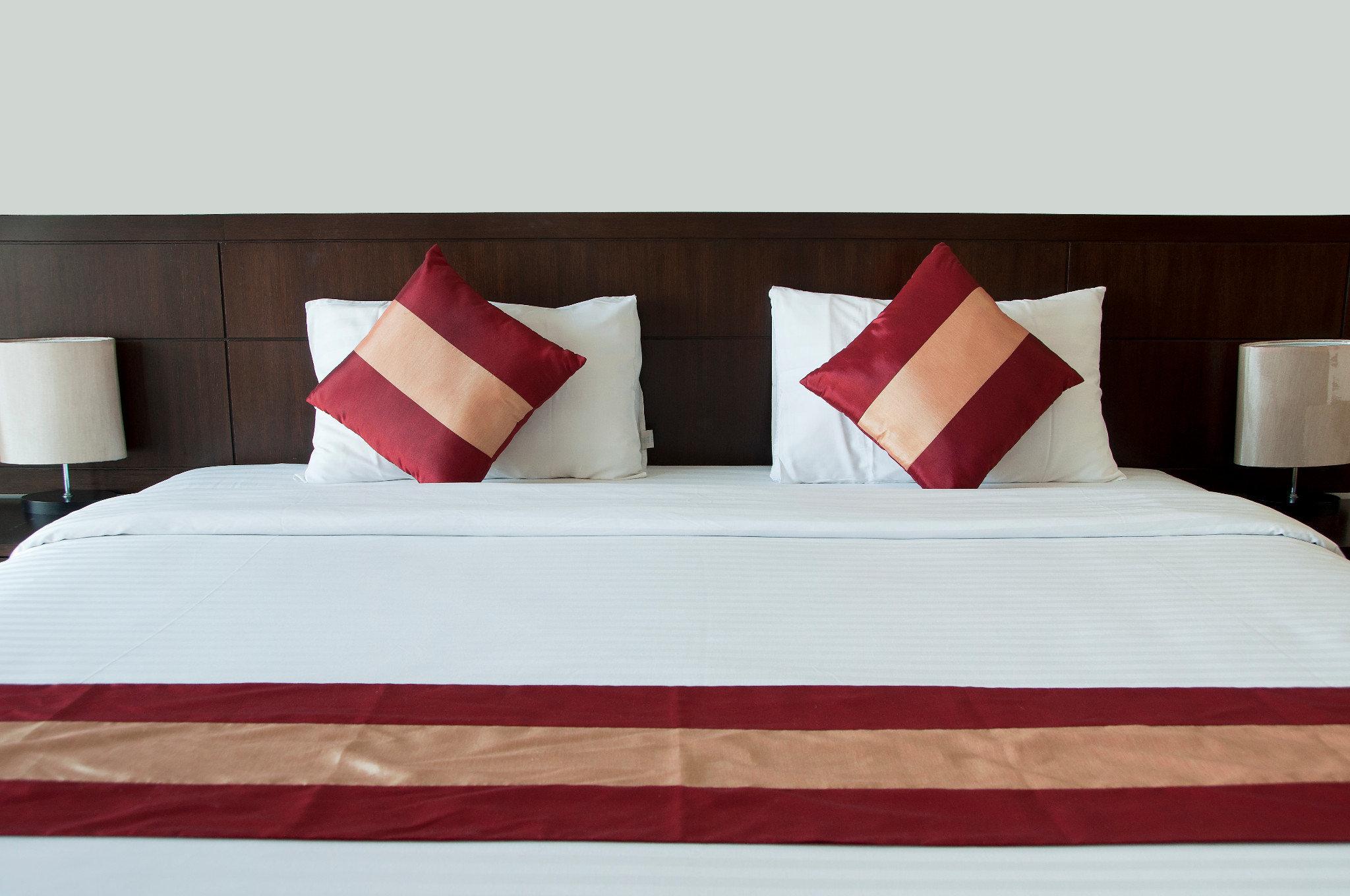 Queen Bed Flat Sheet