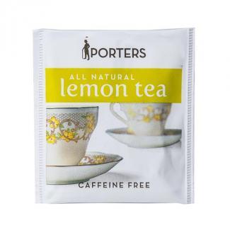 Porters Herbal Lemon Tea Bags (100 portions)