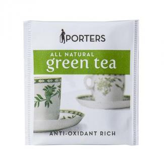 Porters Japanese Green Tea Bags (200 portions)