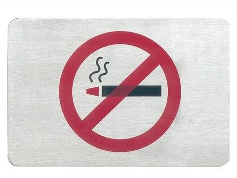 No Smoking Red Circle Sign