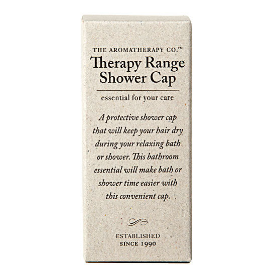 Therapy Range Shower Caps