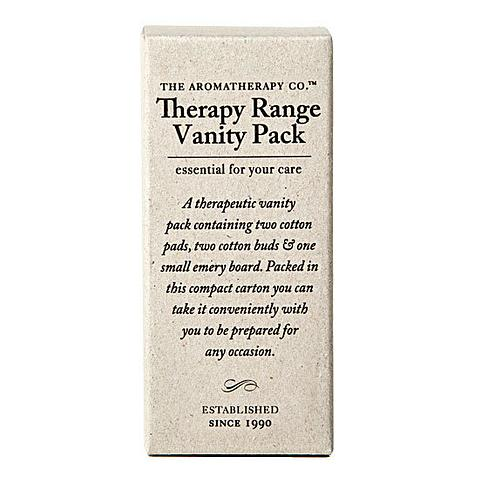 Therapy Range Vanity Packs