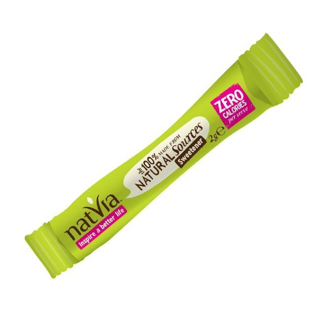 Natvia Sweetener Sticks (500 units)