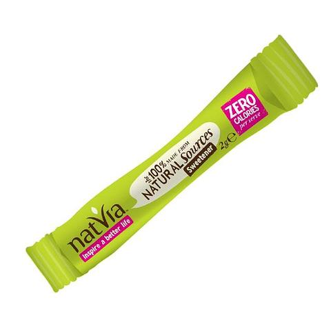 Natvia Sweetener Sticks (500 units)