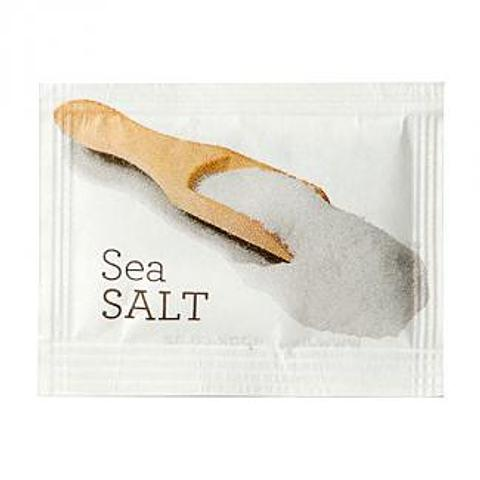 Sea Salt Sachets (2000 portions)
