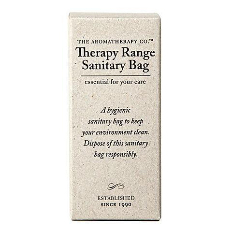 Therapy Range Sanitary Bags