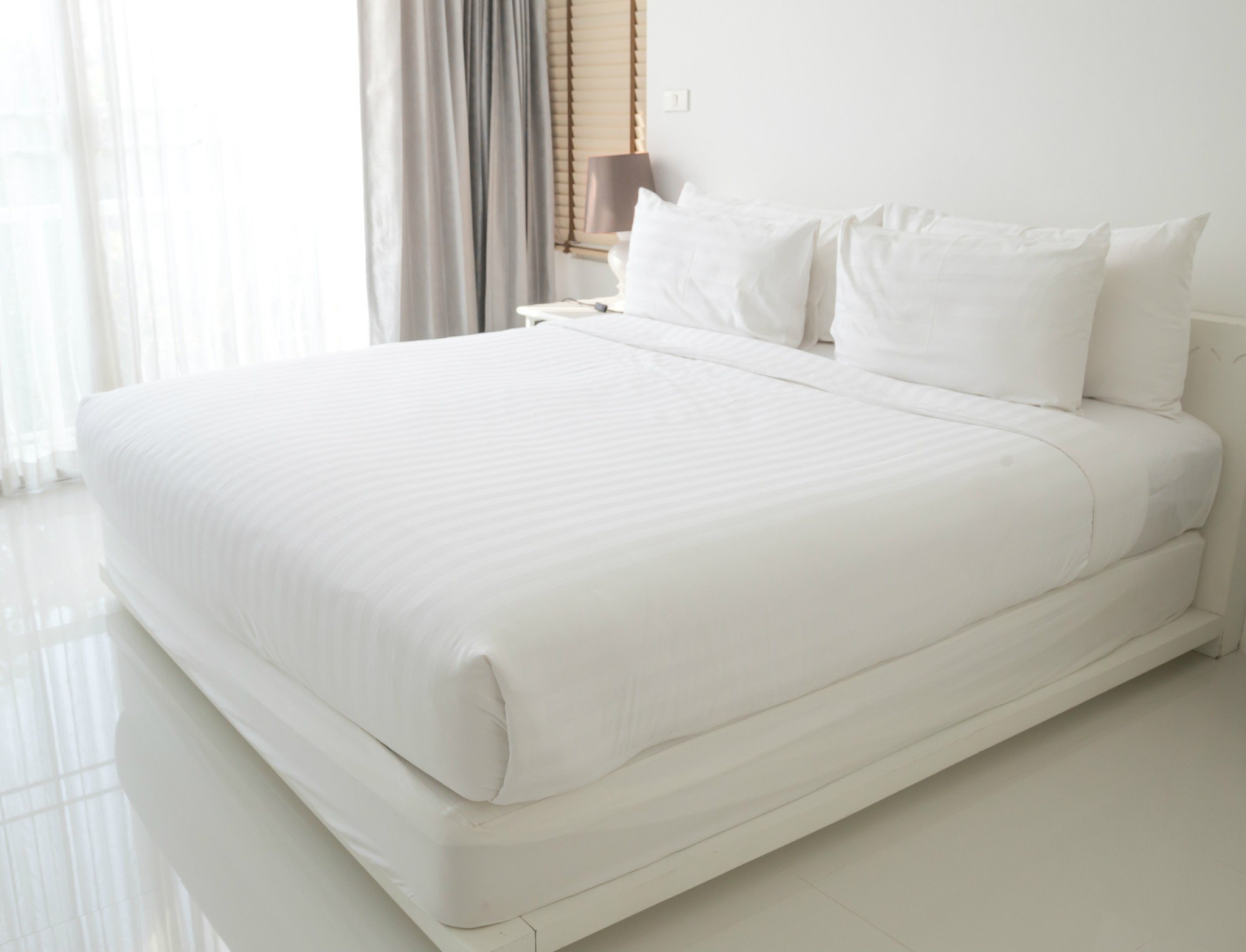 Queen Bed Fitted Sheet