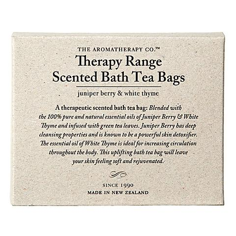 Therapy Range Scented Bath Tea Bags