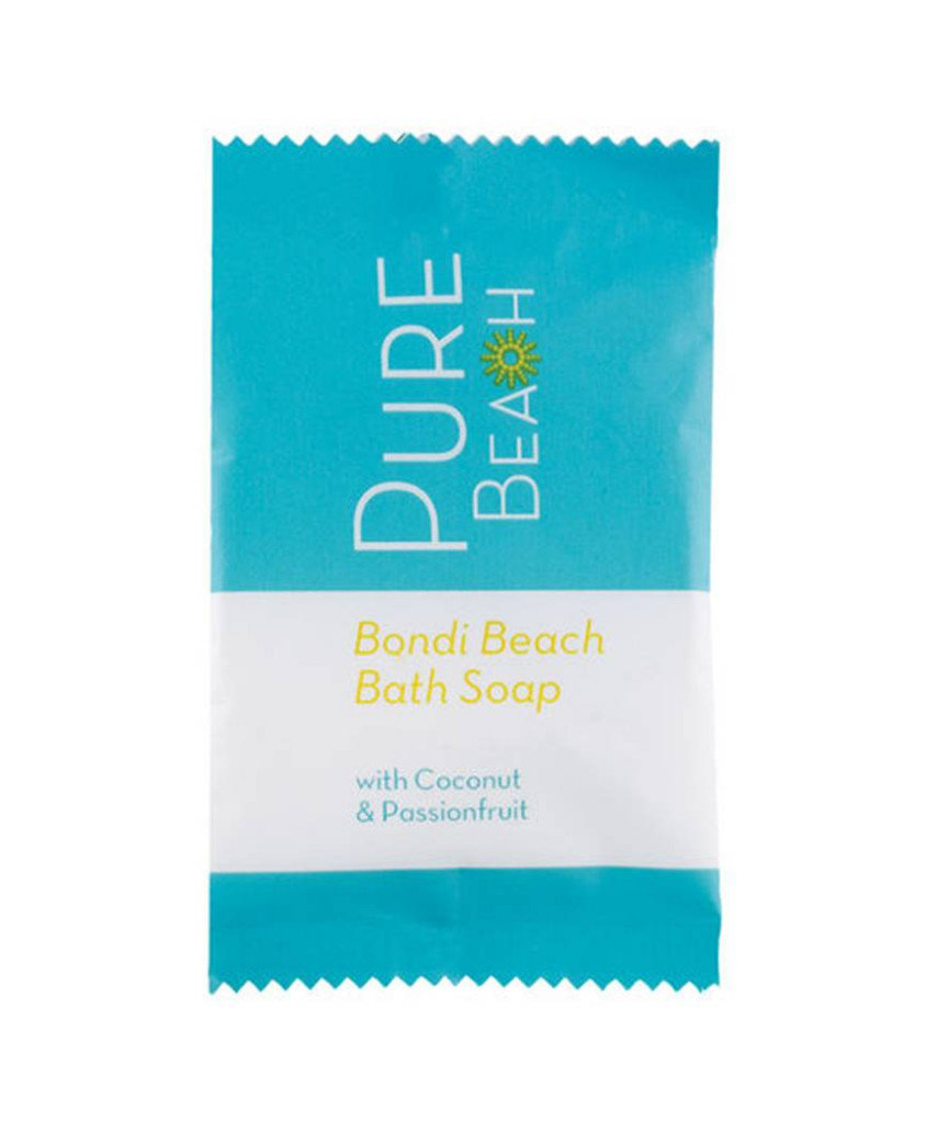 Pure Beach Soap in Sachet 15g (400 units)