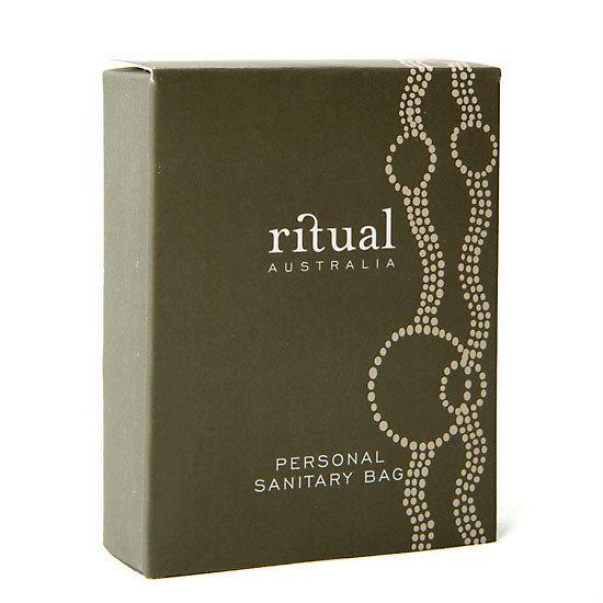 Ritual Australia Sanitary Bag (250 units)
