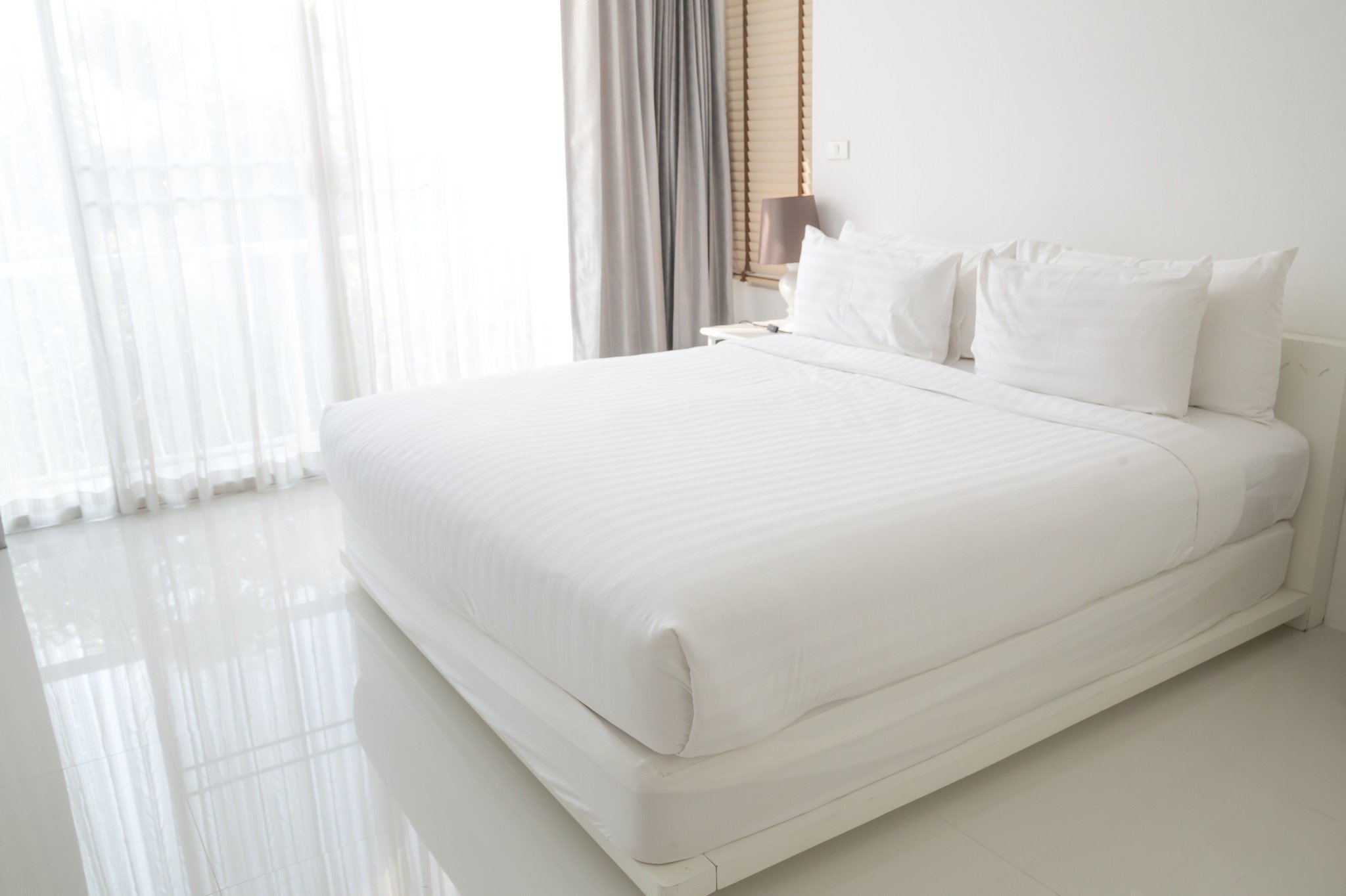 Double Bed Fitted Sheet