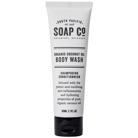 South Pacific Soap Co Body Wash