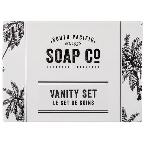 South Pacific Soap Co Vanity Kit