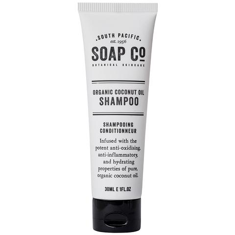 South Pacific Soap Co Shampoo