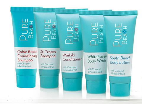 Pure Beach Body Lotion (300 units)