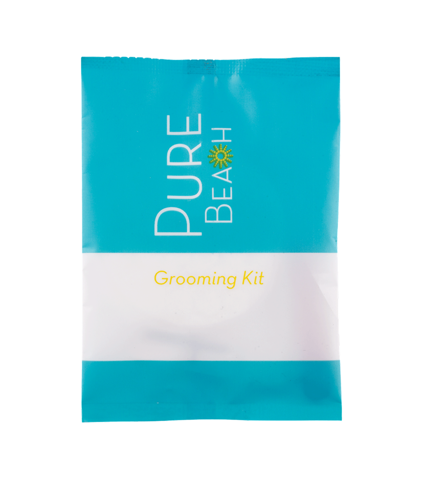 Pure Beach Grooming Kit (50 units)
