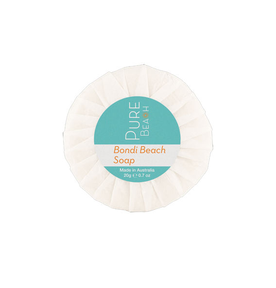 Pure Beach Pleat Wrap Soap 20g (400 units)