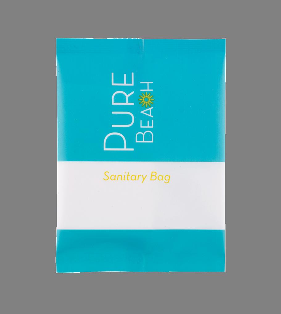 Pure Beach Sanitary Bag (50 units)