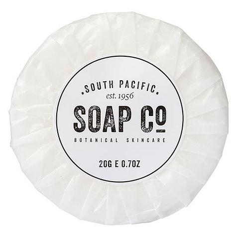 South Pacific Soap Co 20g P/Wrap Soap