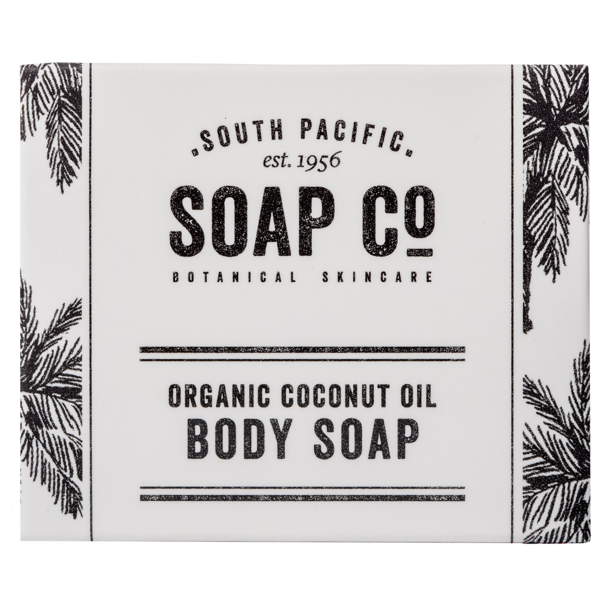 South Pacific Soap Co 40g Boxed Soap