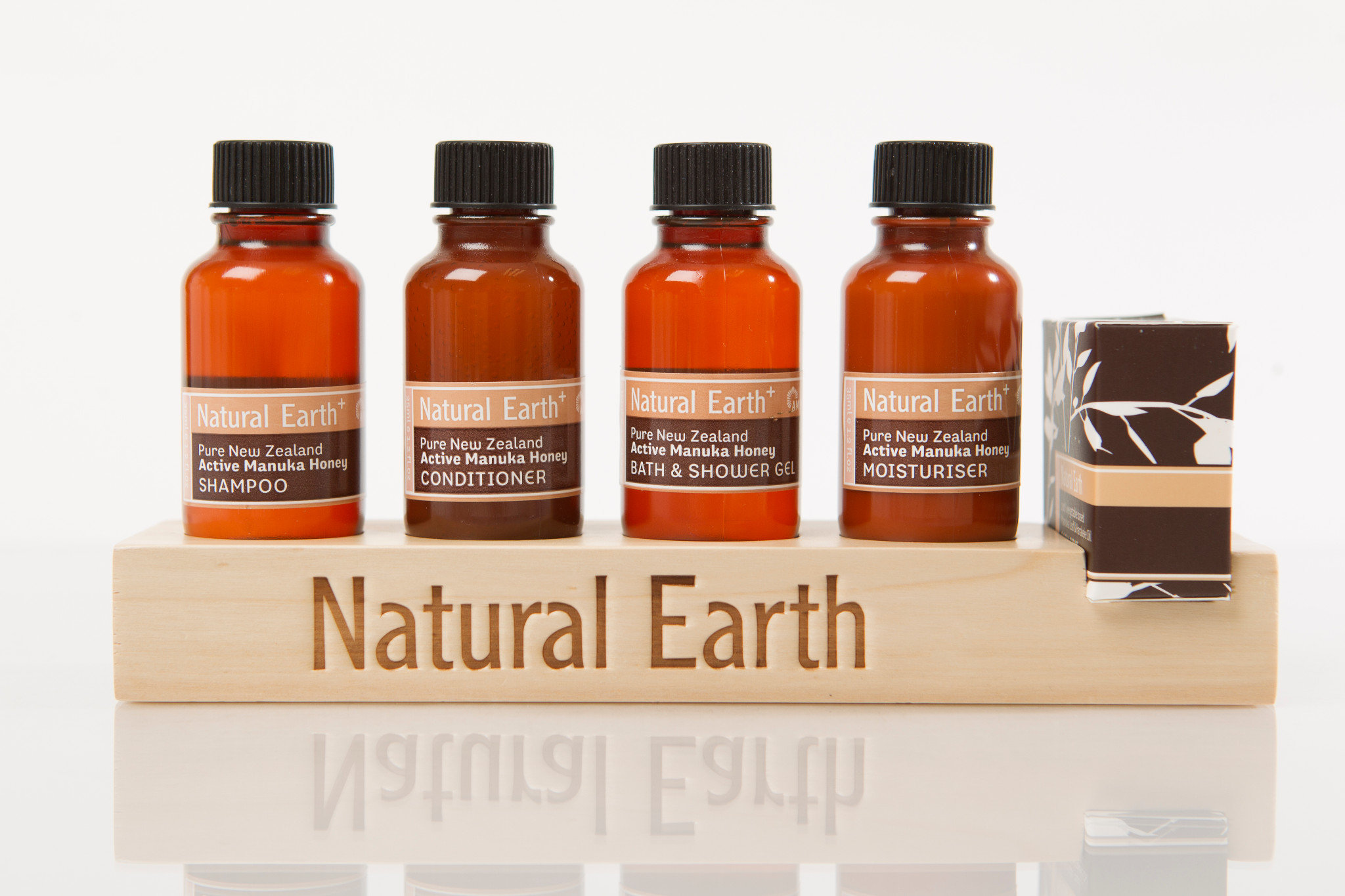 Natural Earth Mini-Pack plus Stand