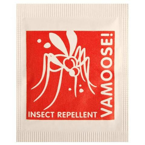 Insect Repellent Towelettes (50 sachets)