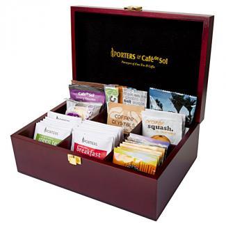 Wooden Beverage Presentation Box