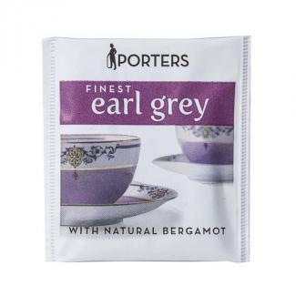 Porters Earl Grey Tea Bags (200 portions)