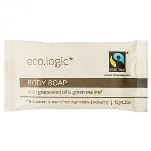 eco.logic Fairtrade Soap 15g