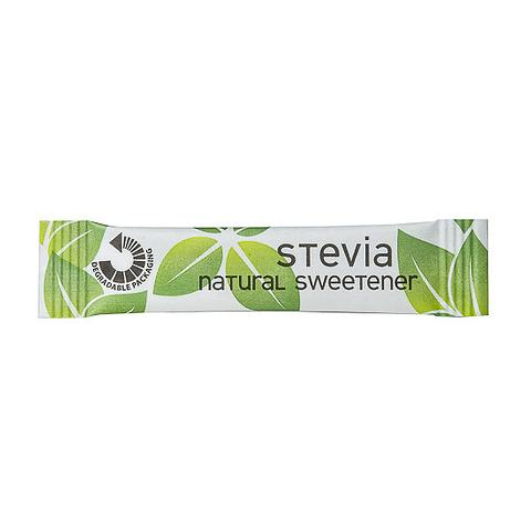 Cafe Style Stevia Sweetener Sticks
