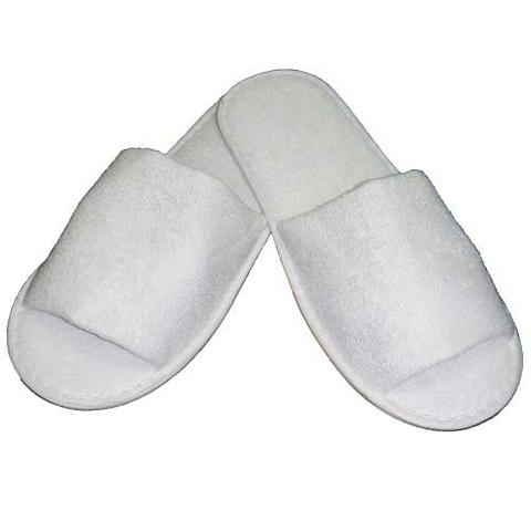 Guest Slipper - Open Toe (100 units)